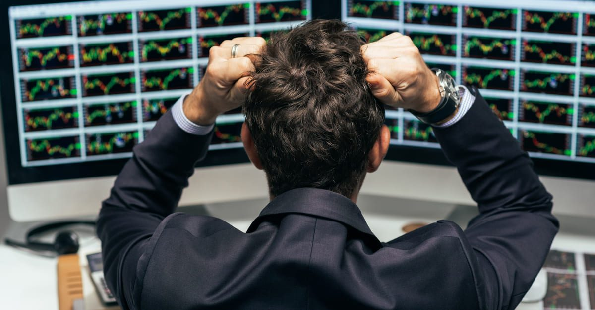 How does a trader deal with fear?