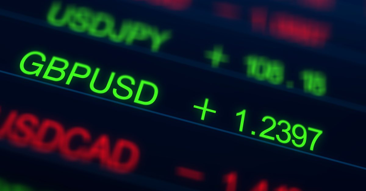 Currency pair - selection criteria